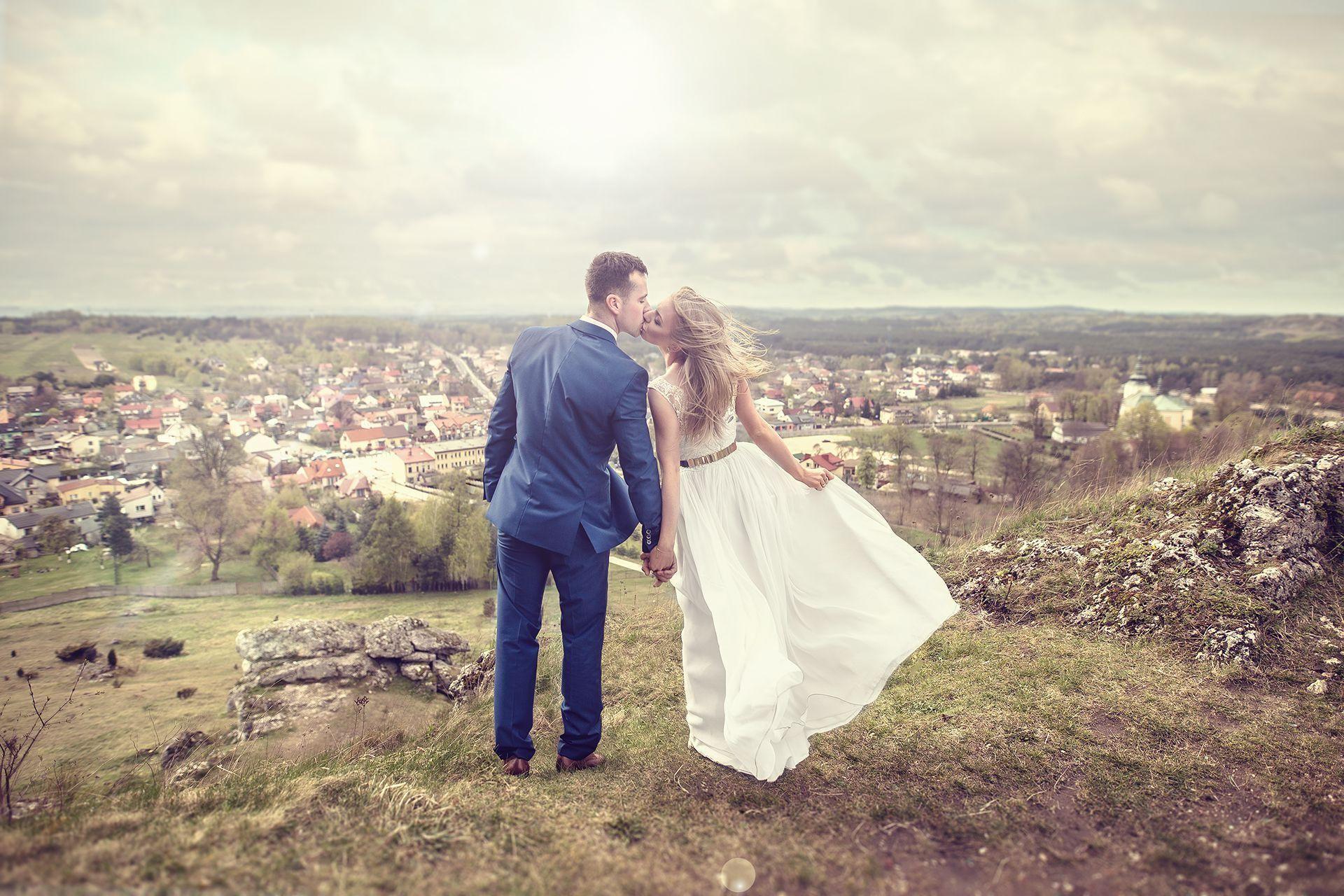 Sesja ślubna jak marzenie