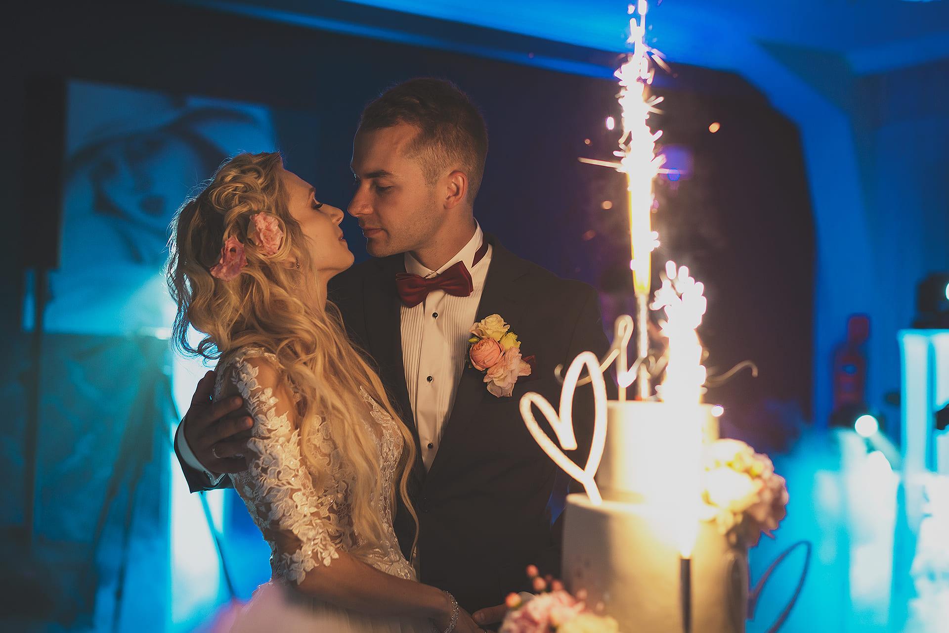 Kamerzysta ślubny - wideo z wesela i ślubu