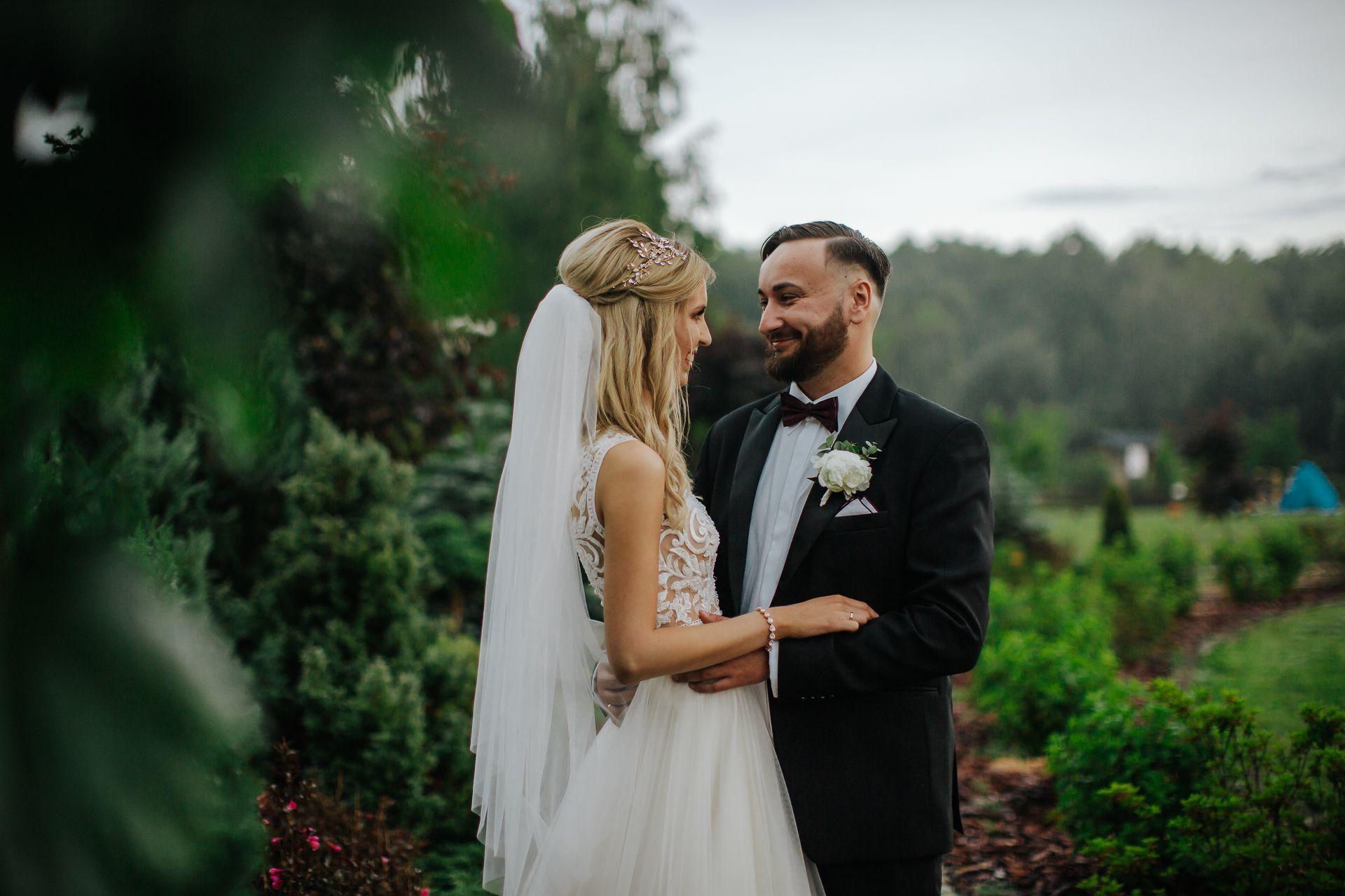 Ślub jak marzenie- Natalia i Michał