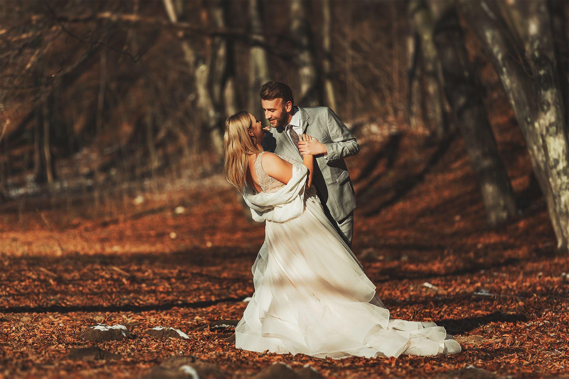 Katarzyna i Adrian - Plener ślubny