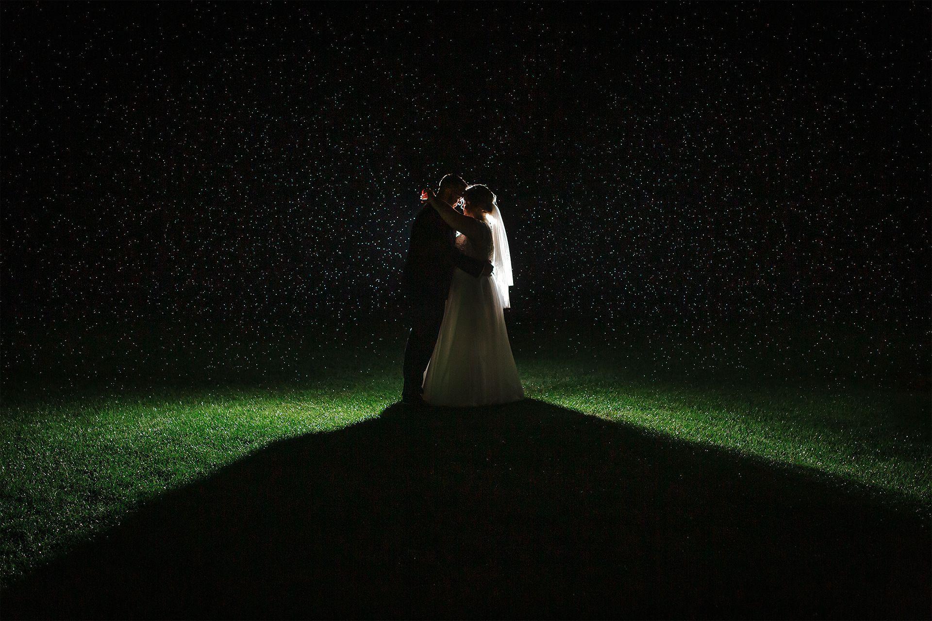 Karina i Adam- pierwsze zdjęcia z wesela