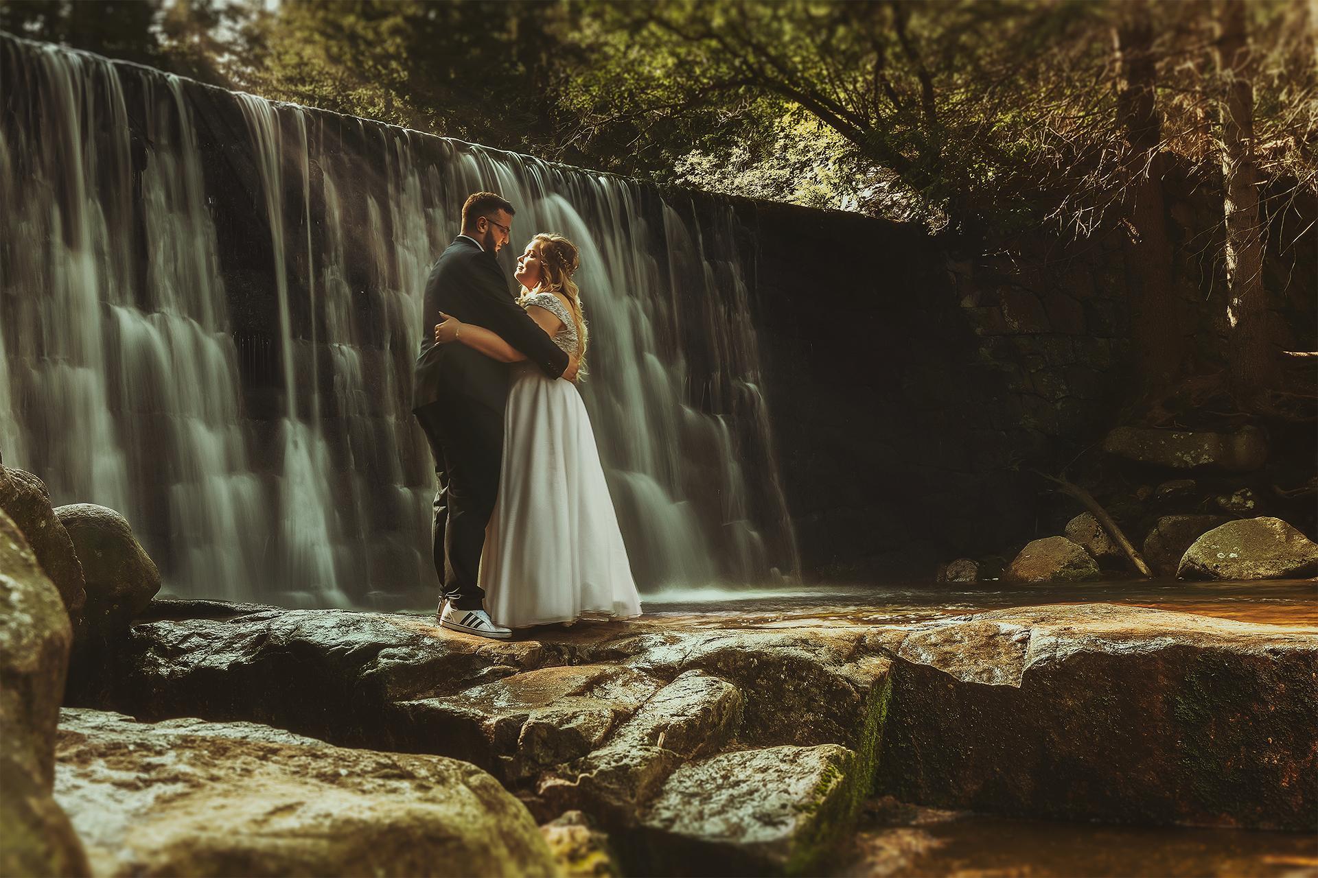 Plener ślubny Karina i Adam- Karpacz