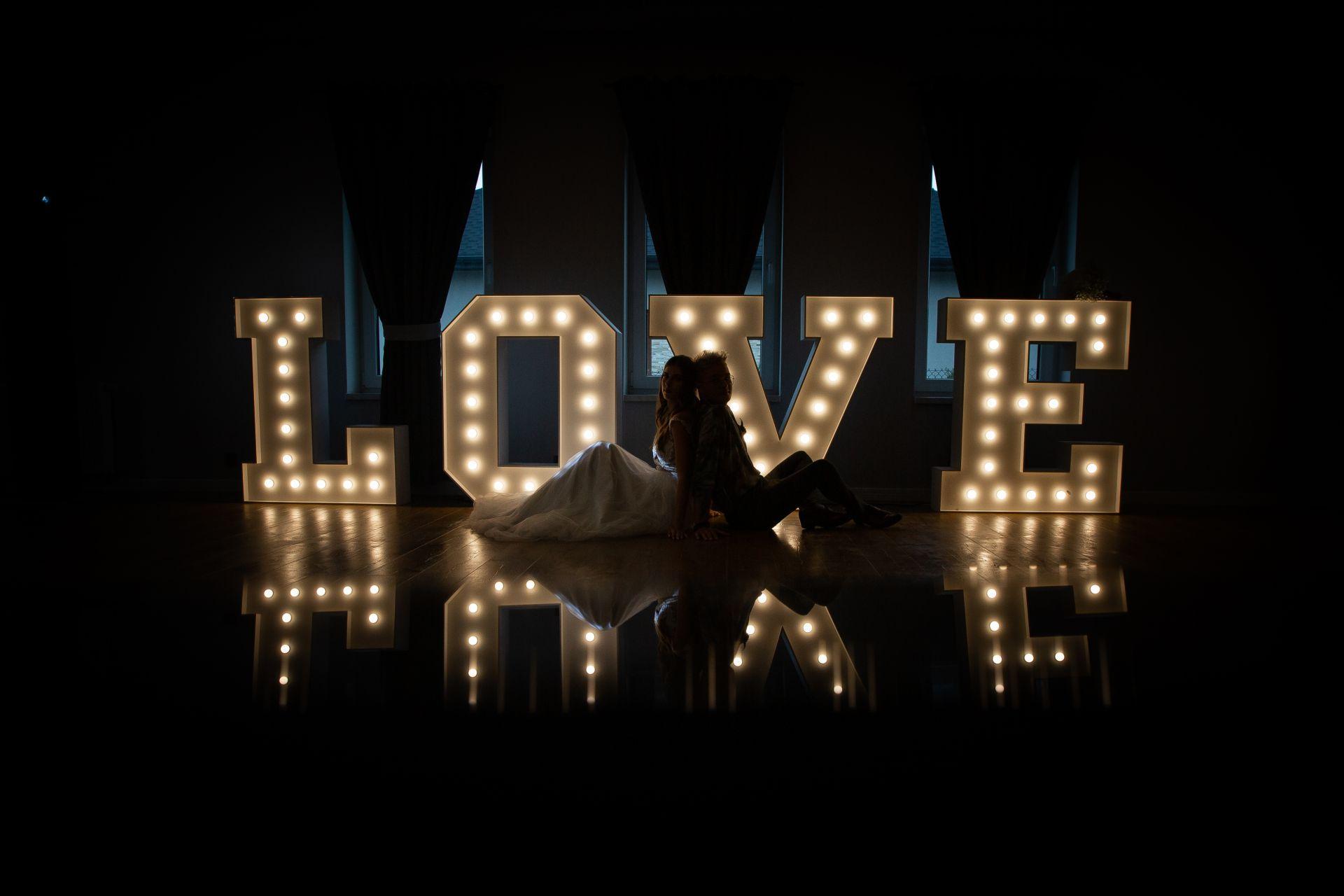 Sesja stylizowana Romantyczna