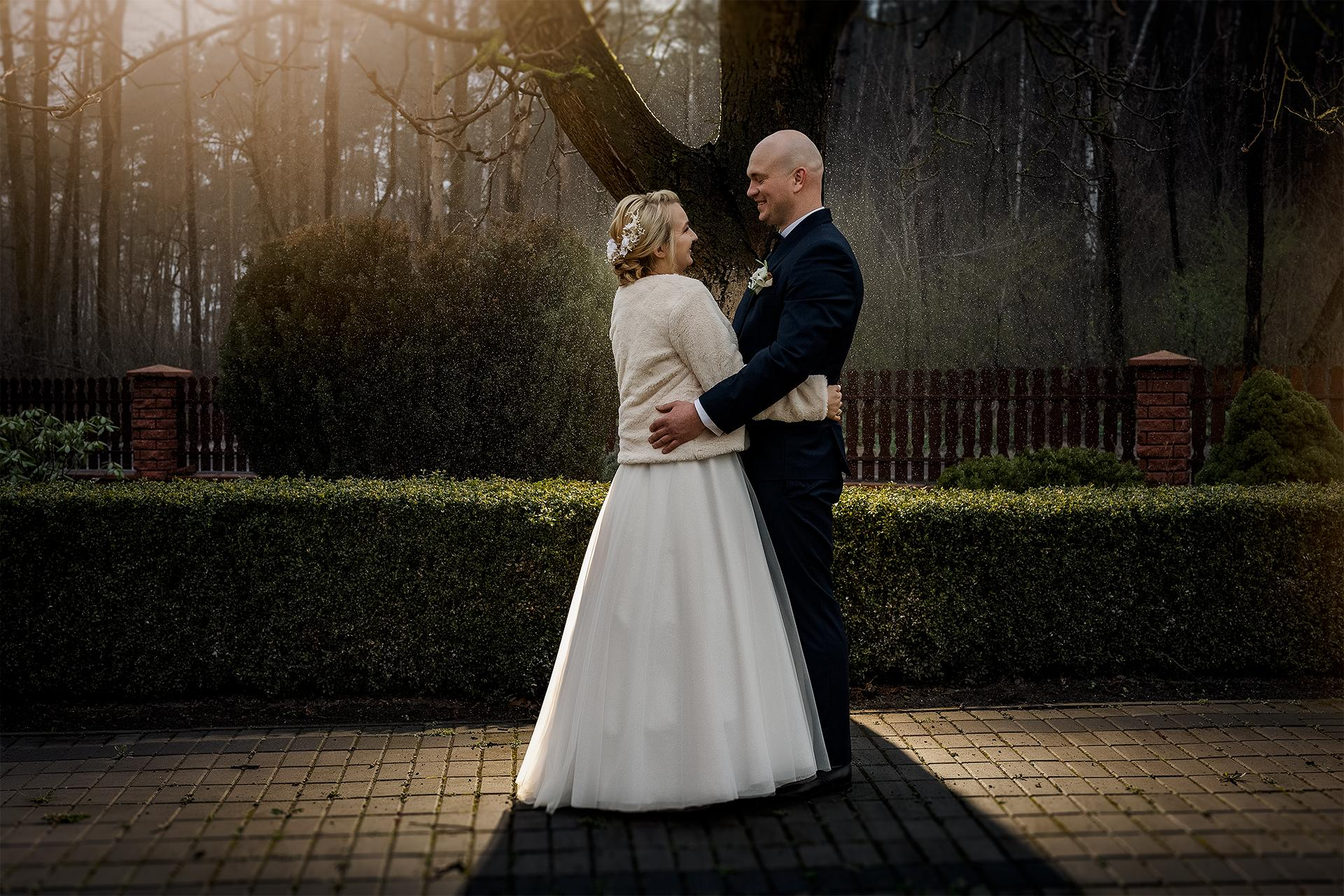 Kamila & Marcin - ślubne fotografie