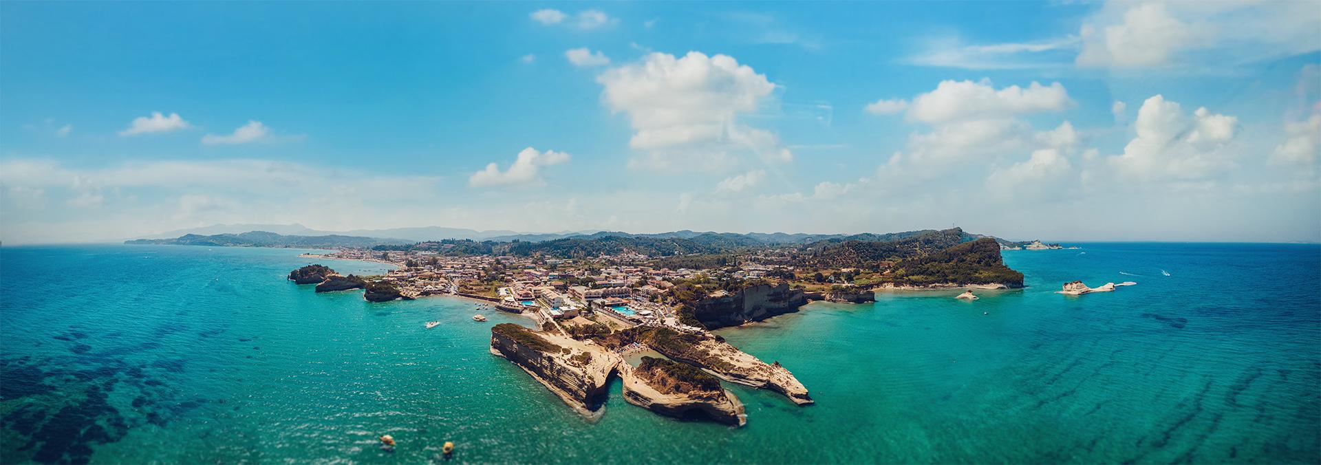 Zdjęcia z Korfu - Grecja
