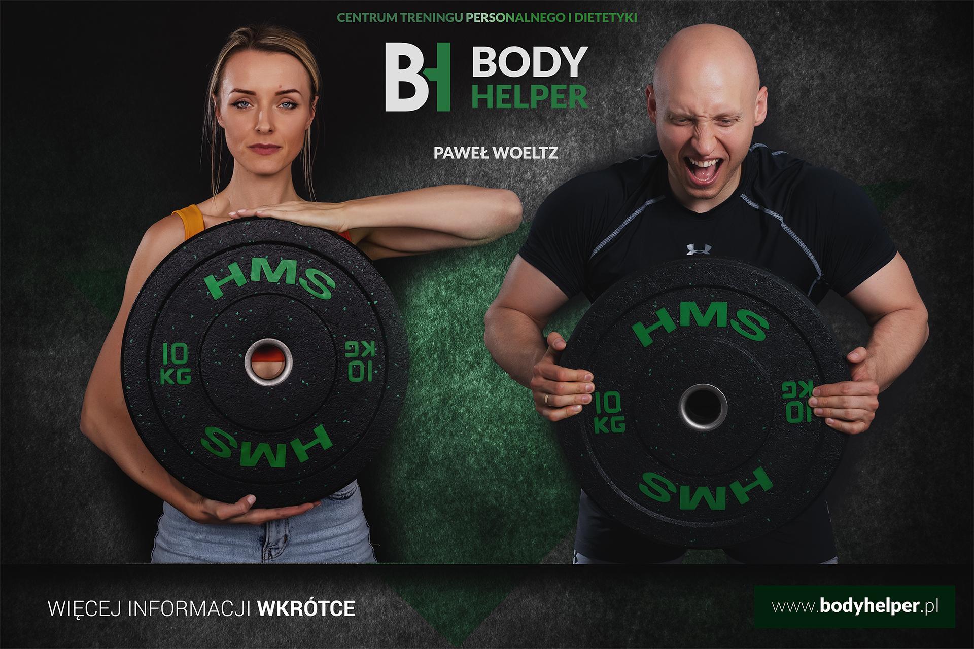 BodyHelper - Paweł Woeltz
