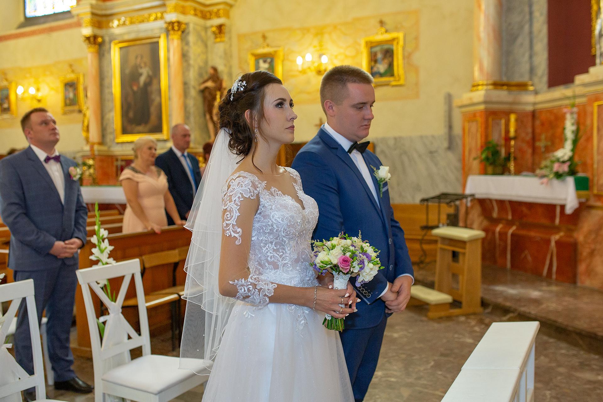 Ślub Działoszyn