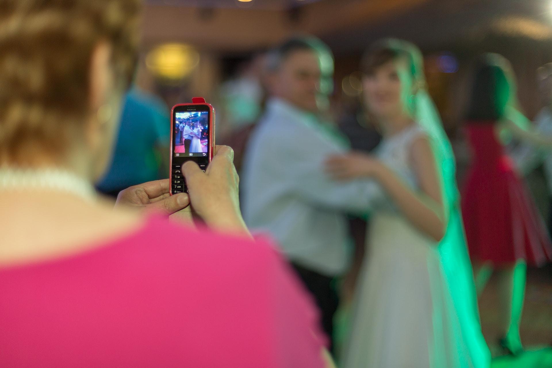 Reportaż ślubny - wesele