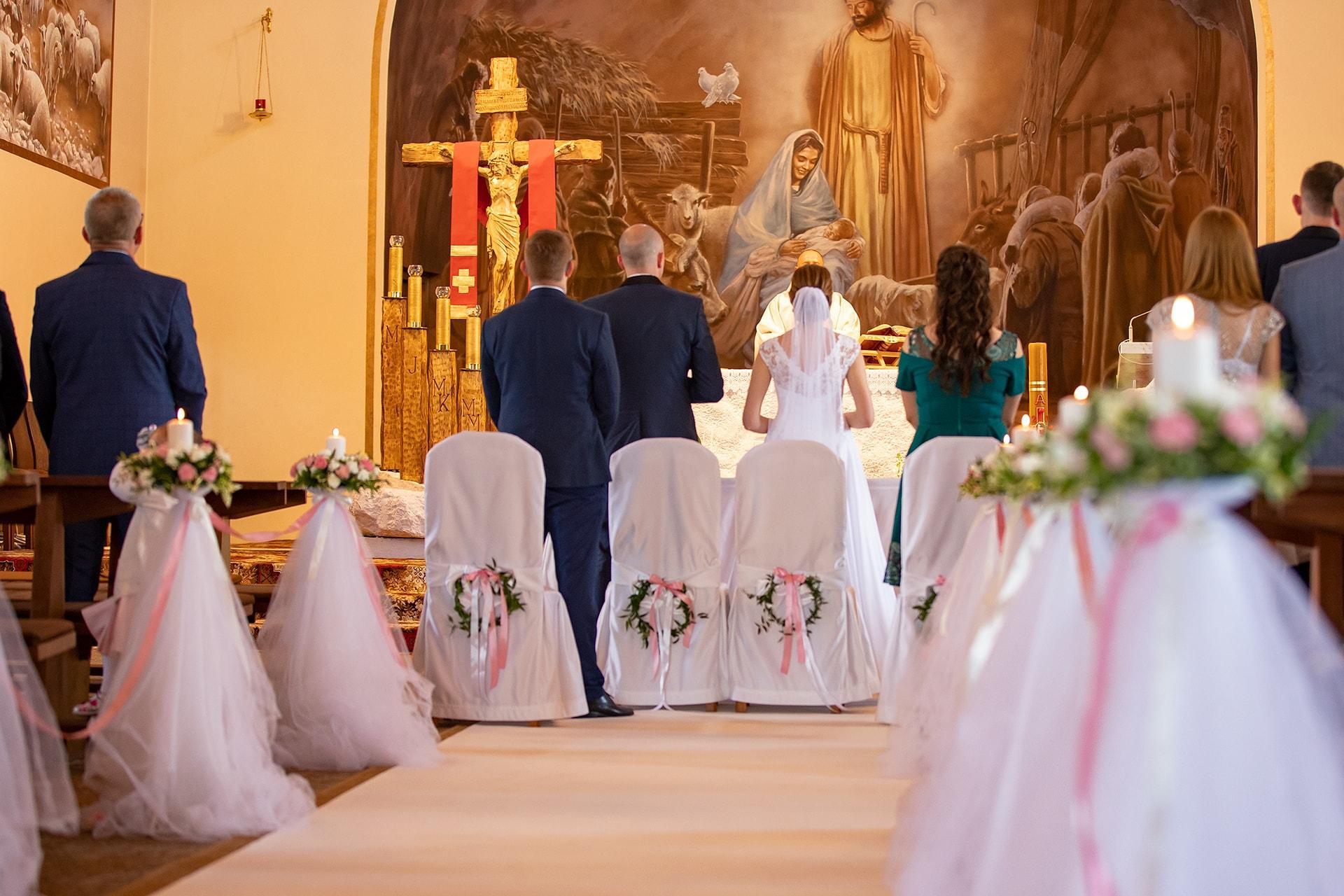 Ślub Pajęczno