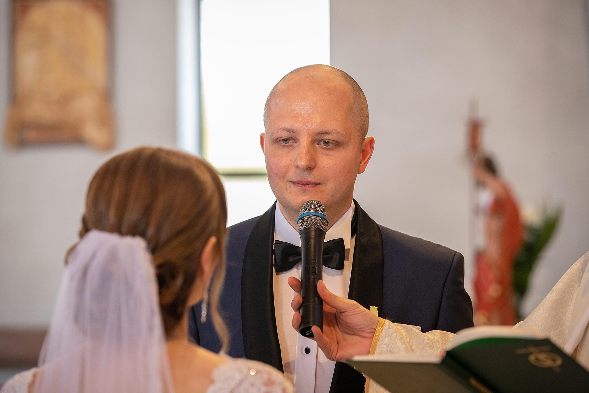 Ślub pana młodego