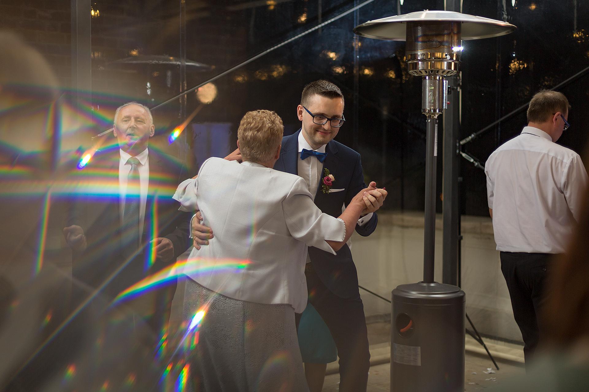 Pan Młody taniec