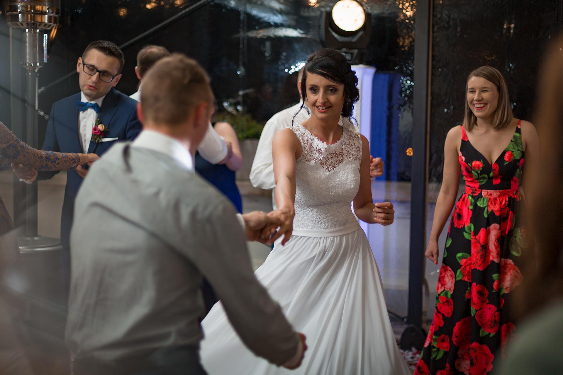 Taniec ślubny