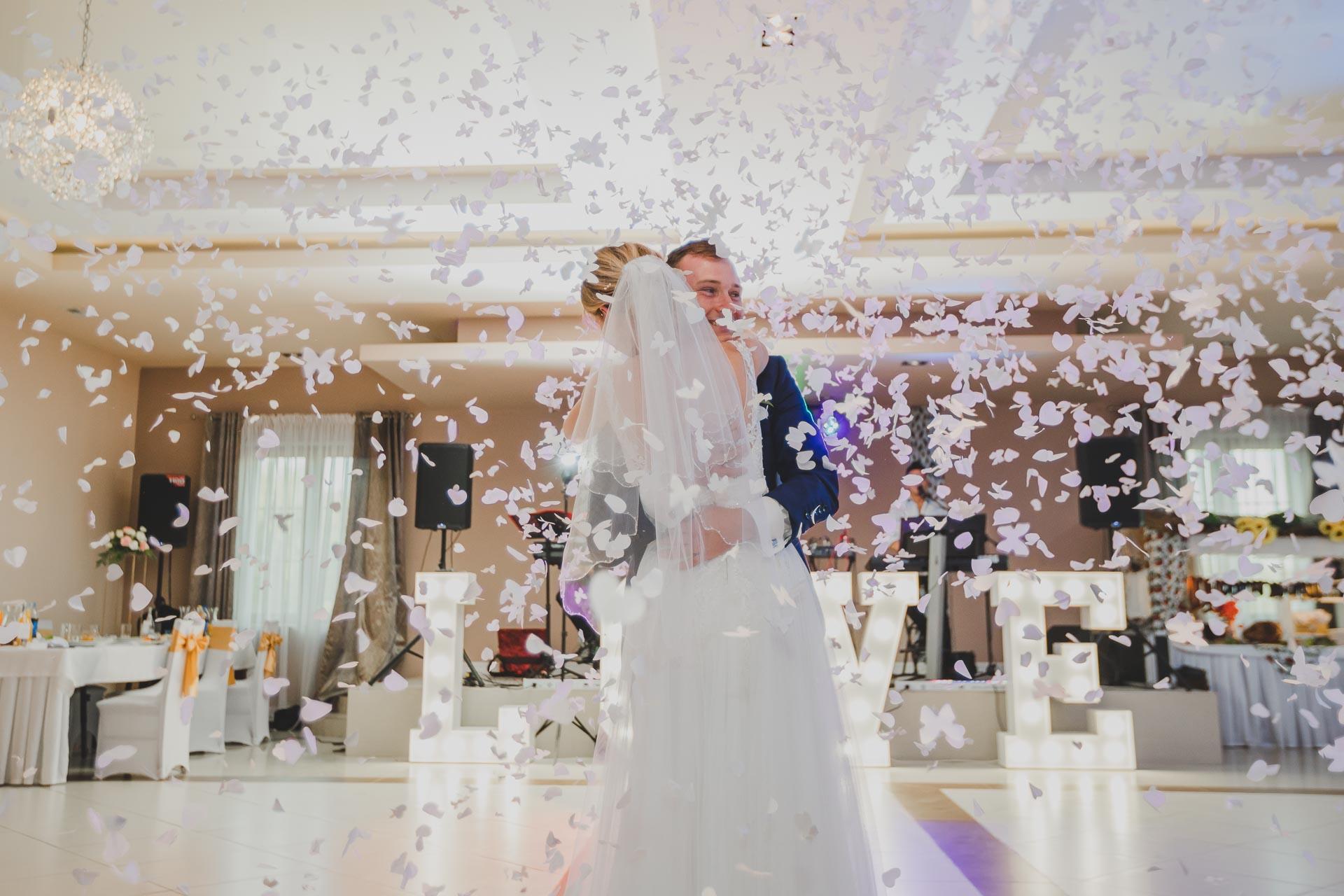 Ślub z bajki - Klaudia i Damian