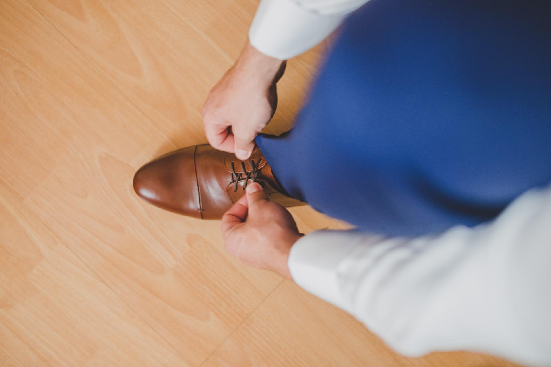 Zdjęcia ślubne - przygotowania