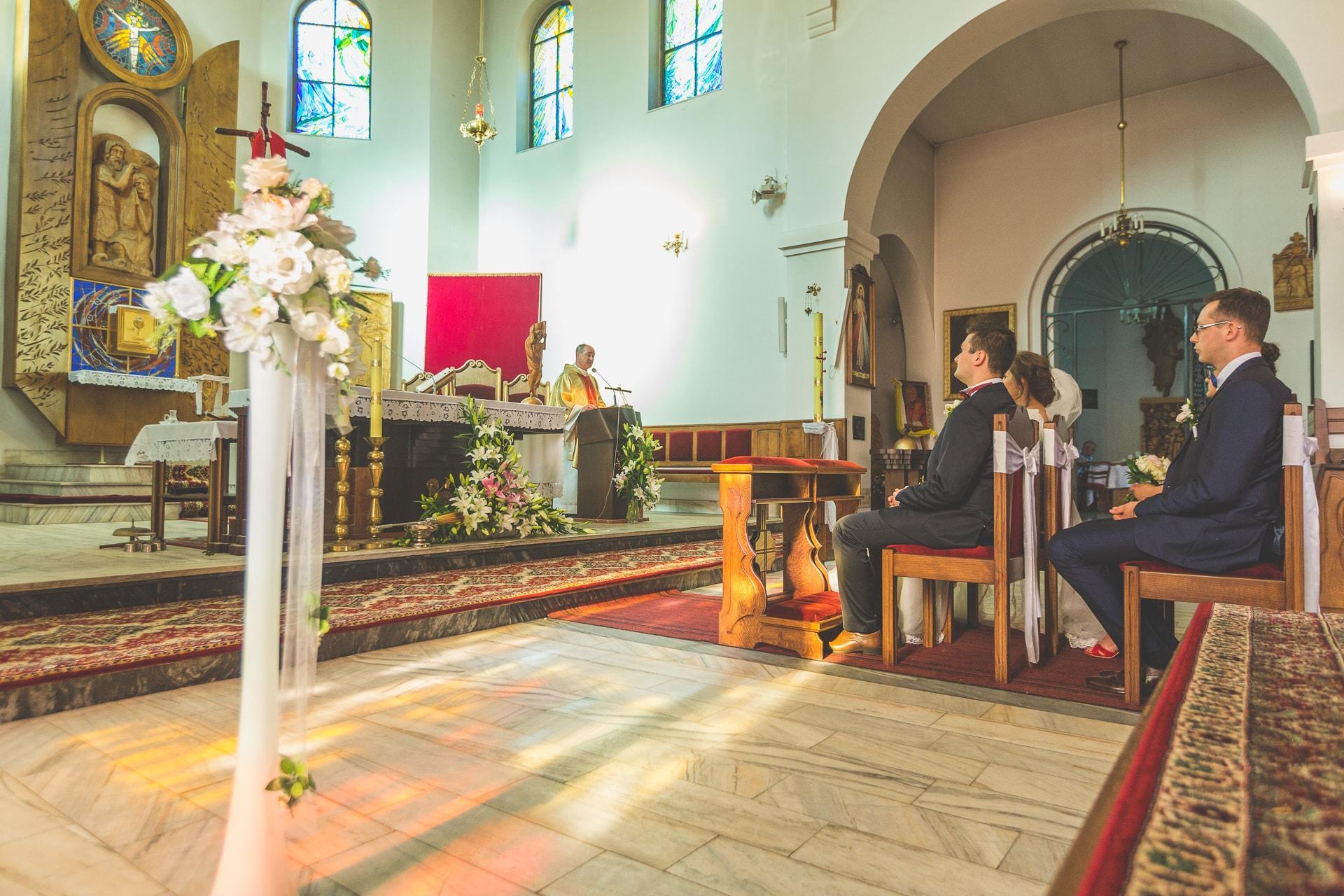 Parafia Zgierz - zdjęcia ślubne