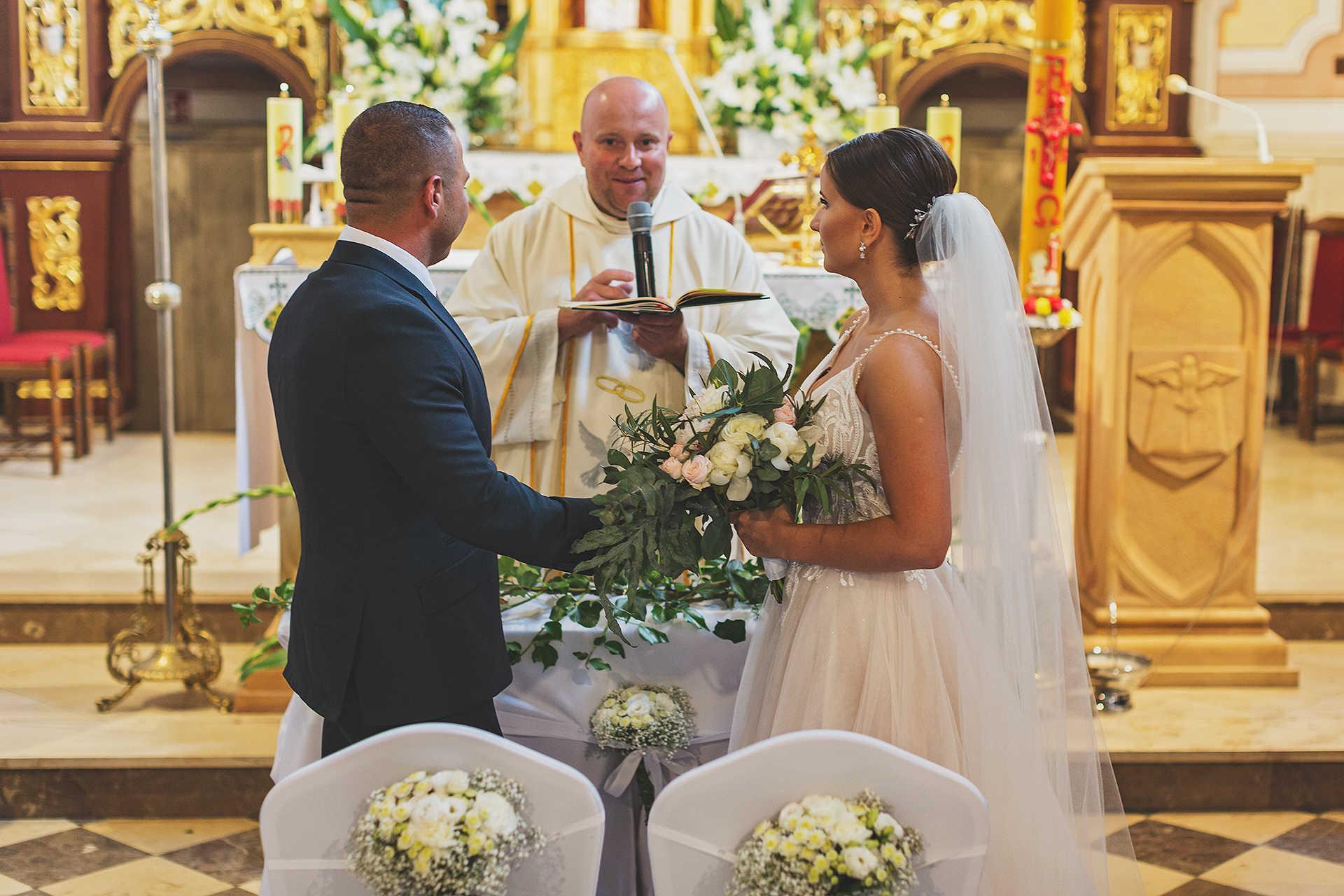 Przysięga małżeńska