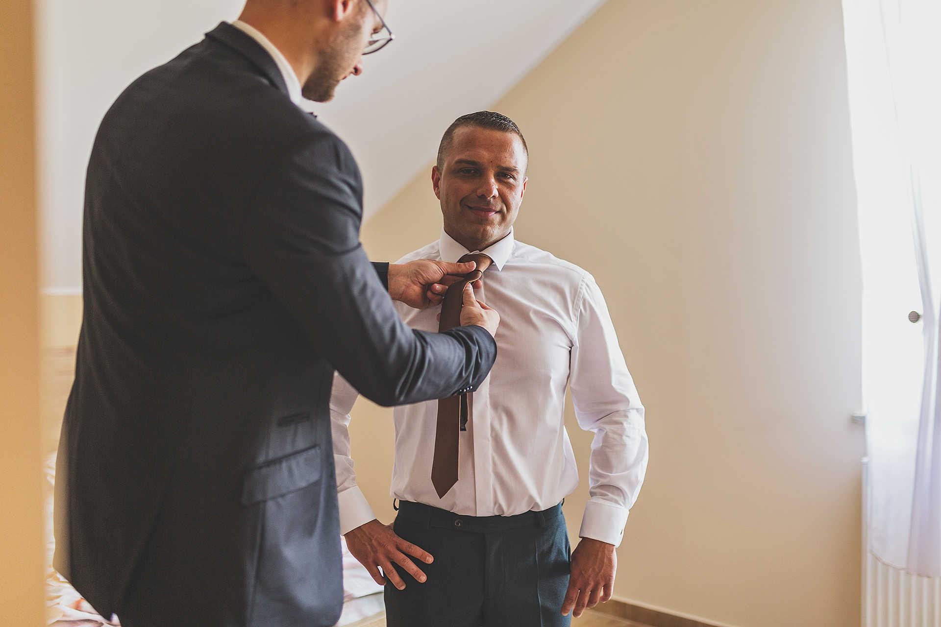Reportaż - Krawat Pana Młodego
