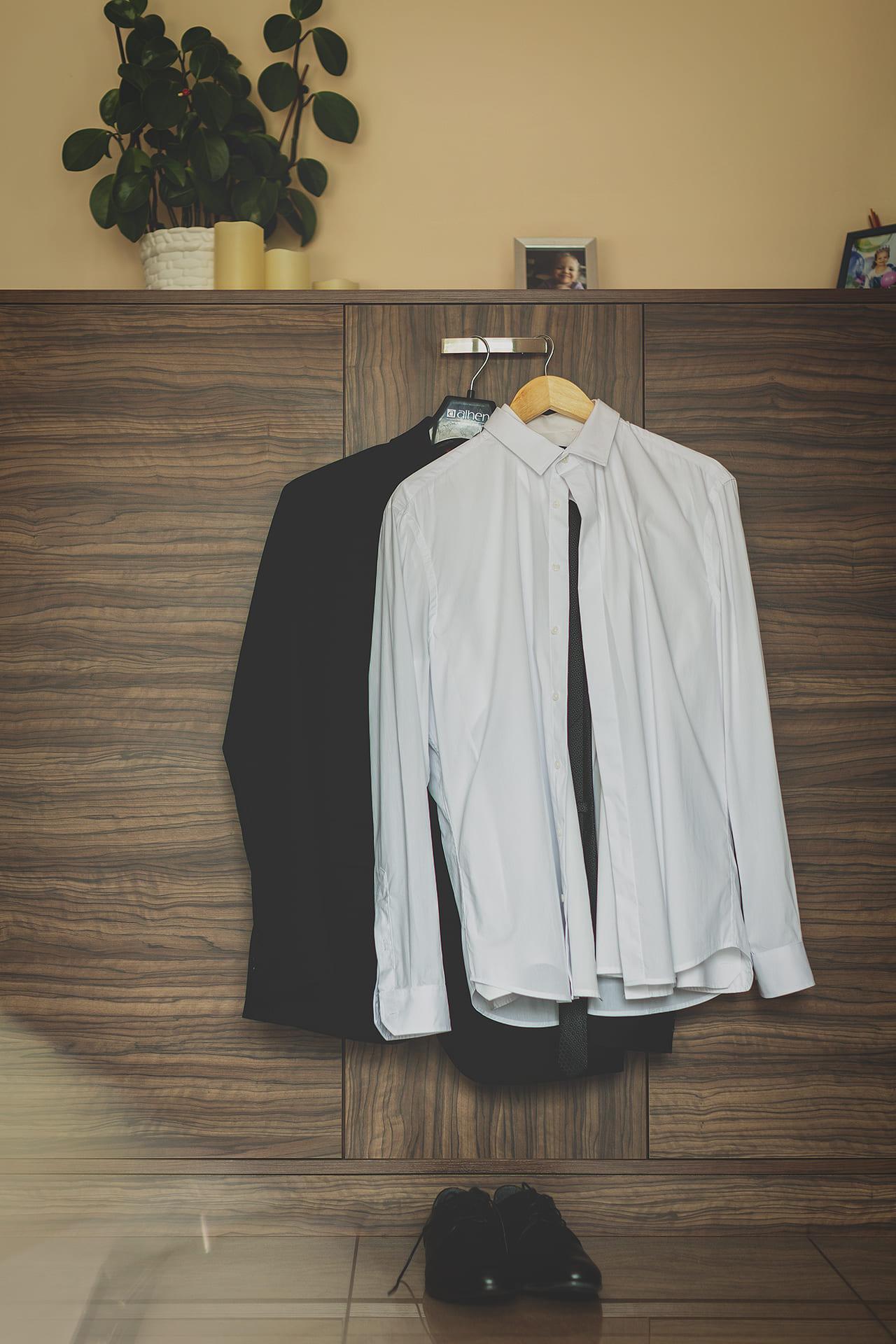 Detal - garnitur Pana Młodego