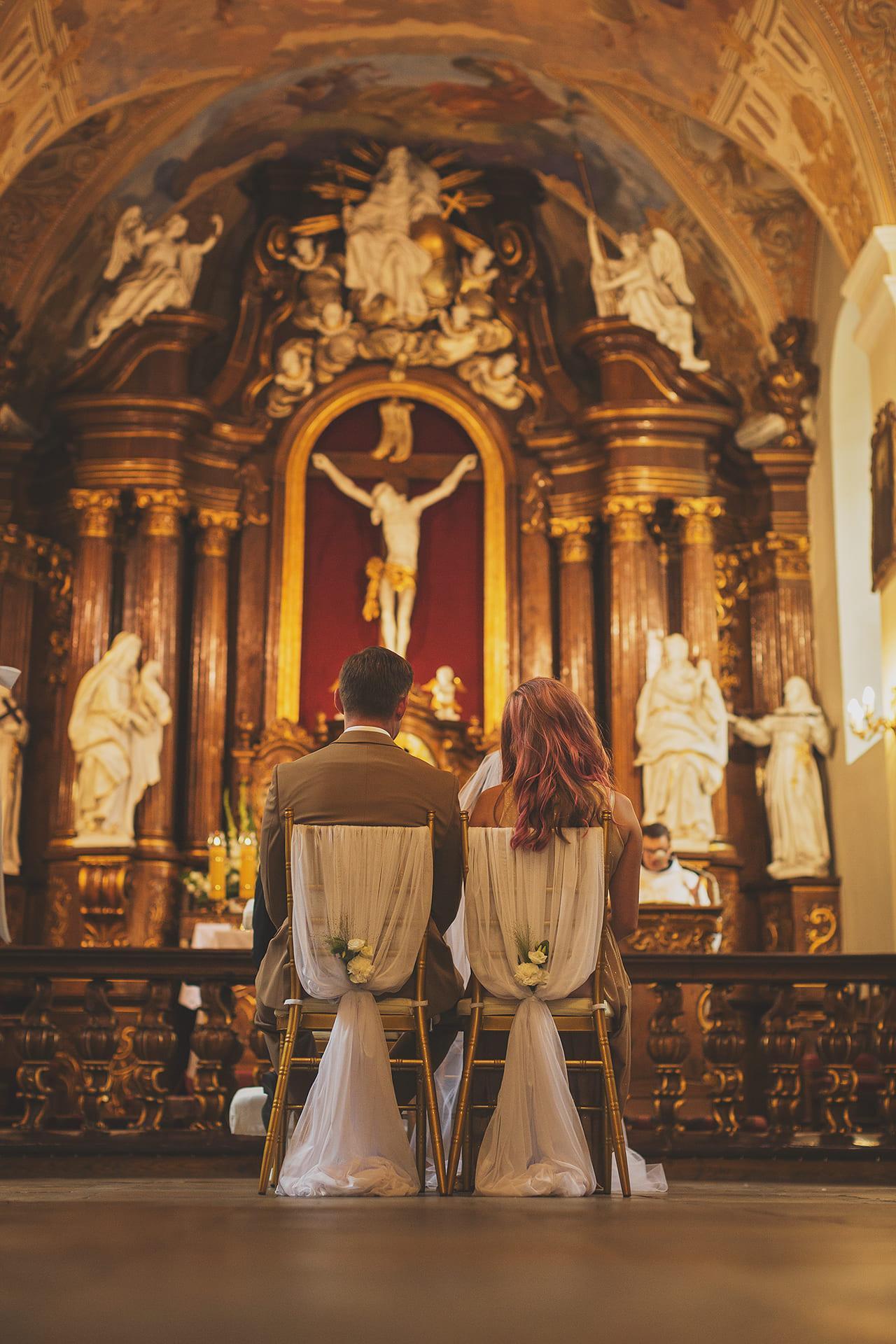 Świadkowie w kościele