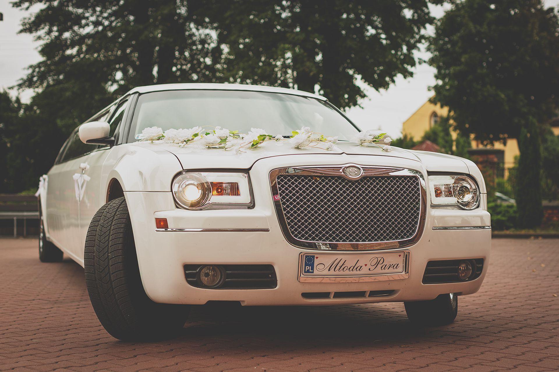 Auto Ślubne - Limuzyna