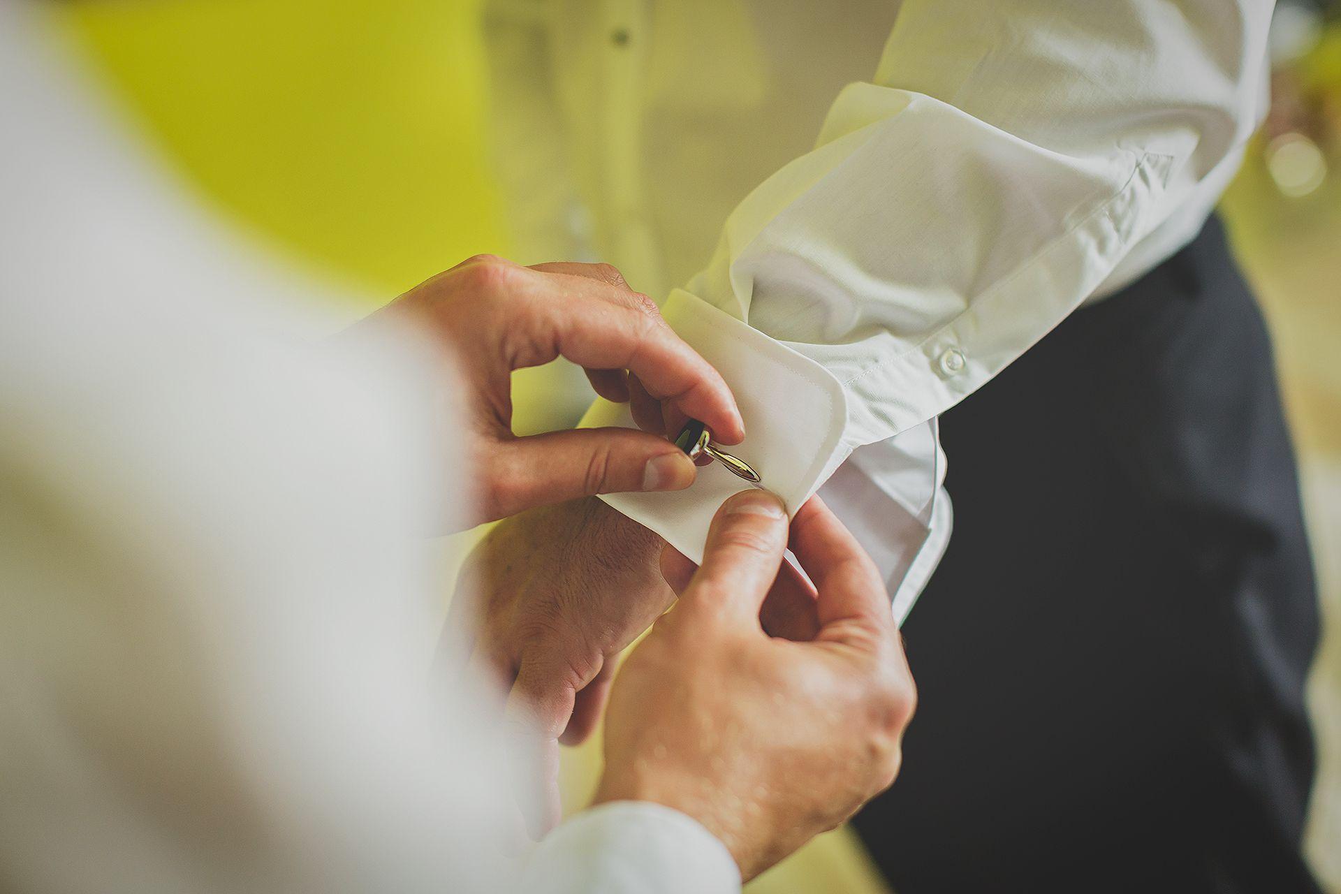 Przypinki - Reportaż ślubny
