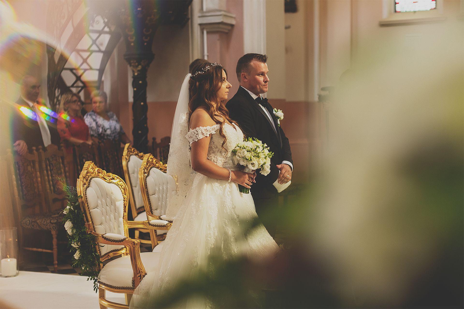 Reportaż Ceremonia zaślubin