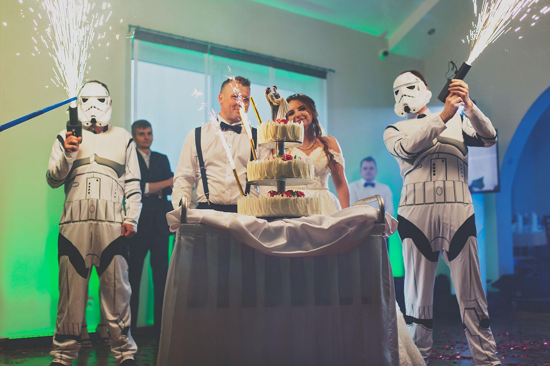 Skrót ślubny - Marta i Daniel