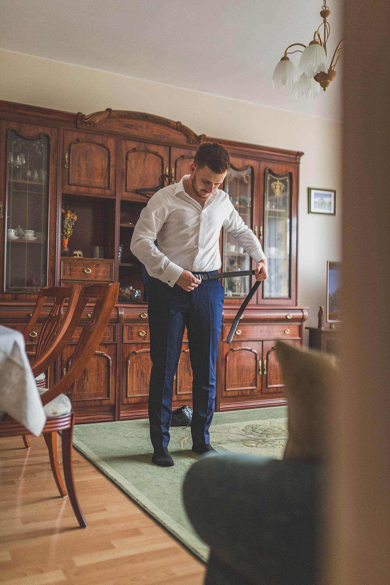 Przygotowania do ślubu pasek