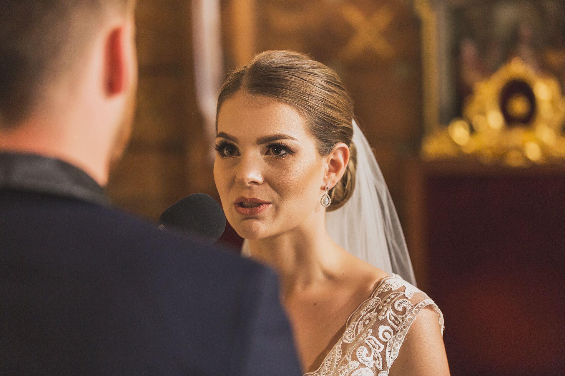 Przysięga małżeńska - Pani Młoda