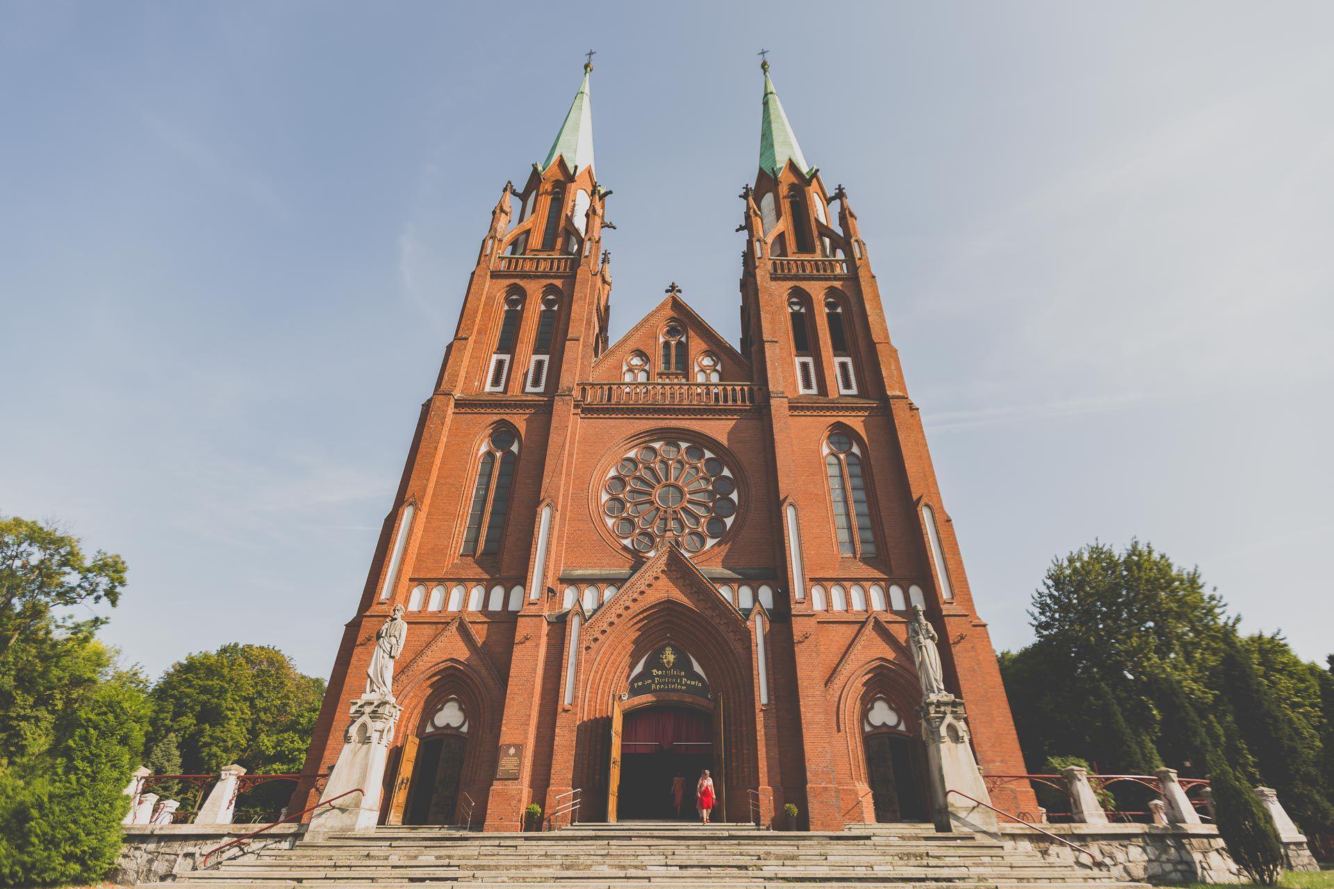 Parafia Świętych Apostołów Piotra i Pawła w Zawierciu