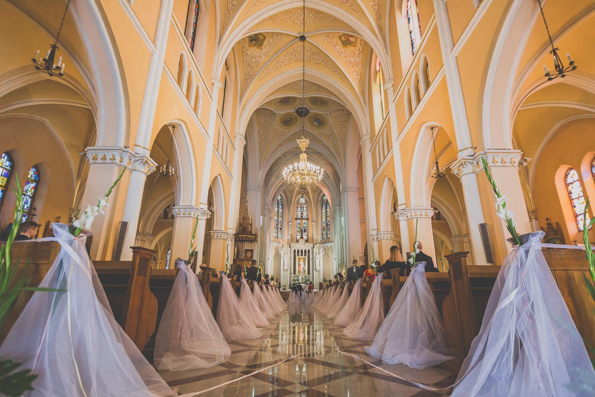 Ślub w Zawierciu