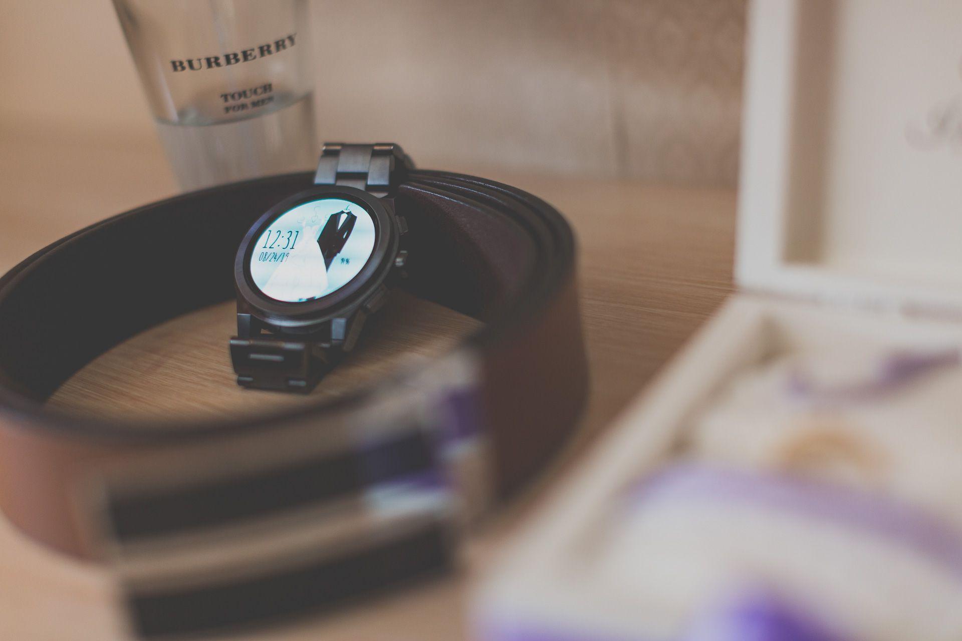 Zegarek ślubny