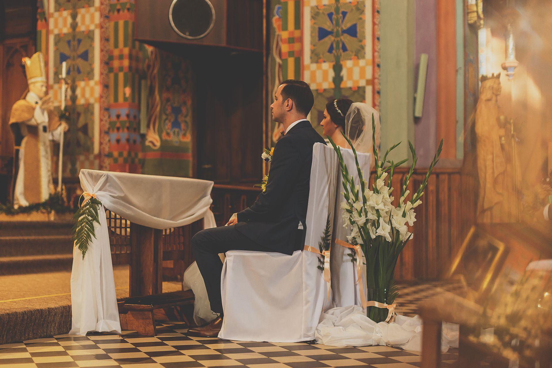 Ceremonia zaślubin Bełchatów