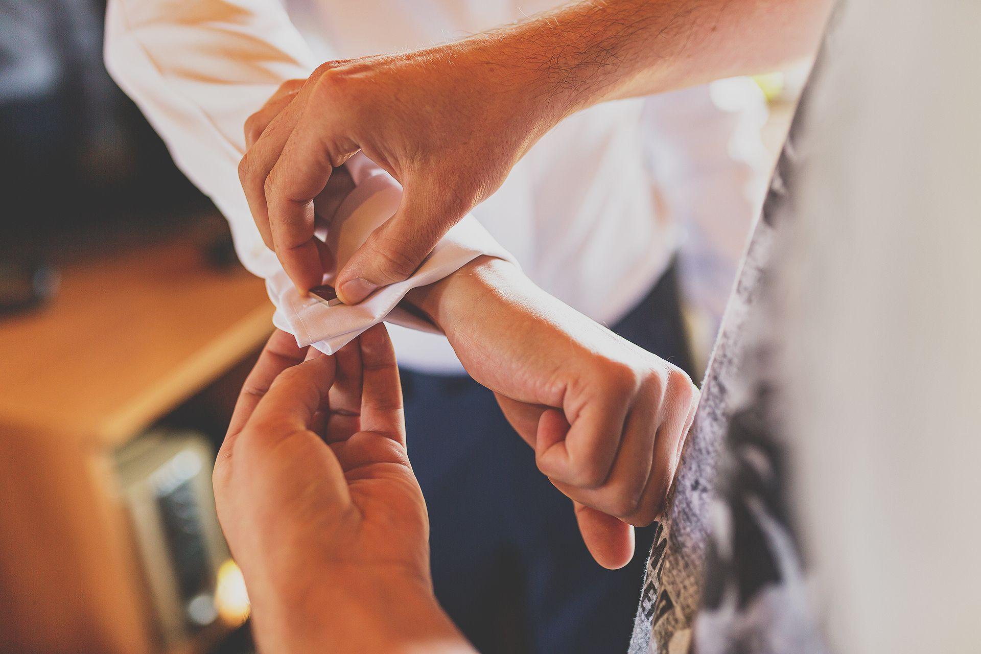 Przypinki ślubne