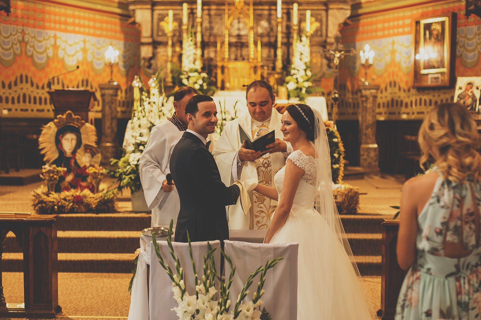 Zdjęcia ślubne Bełchatów - Para Młoda
