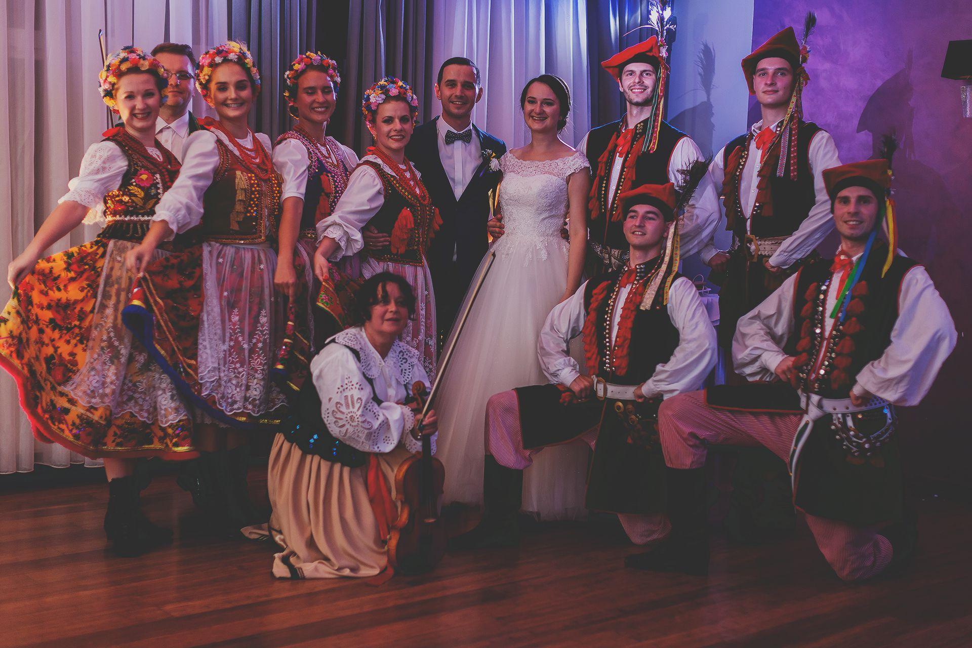 Zespół ludowy Kraków