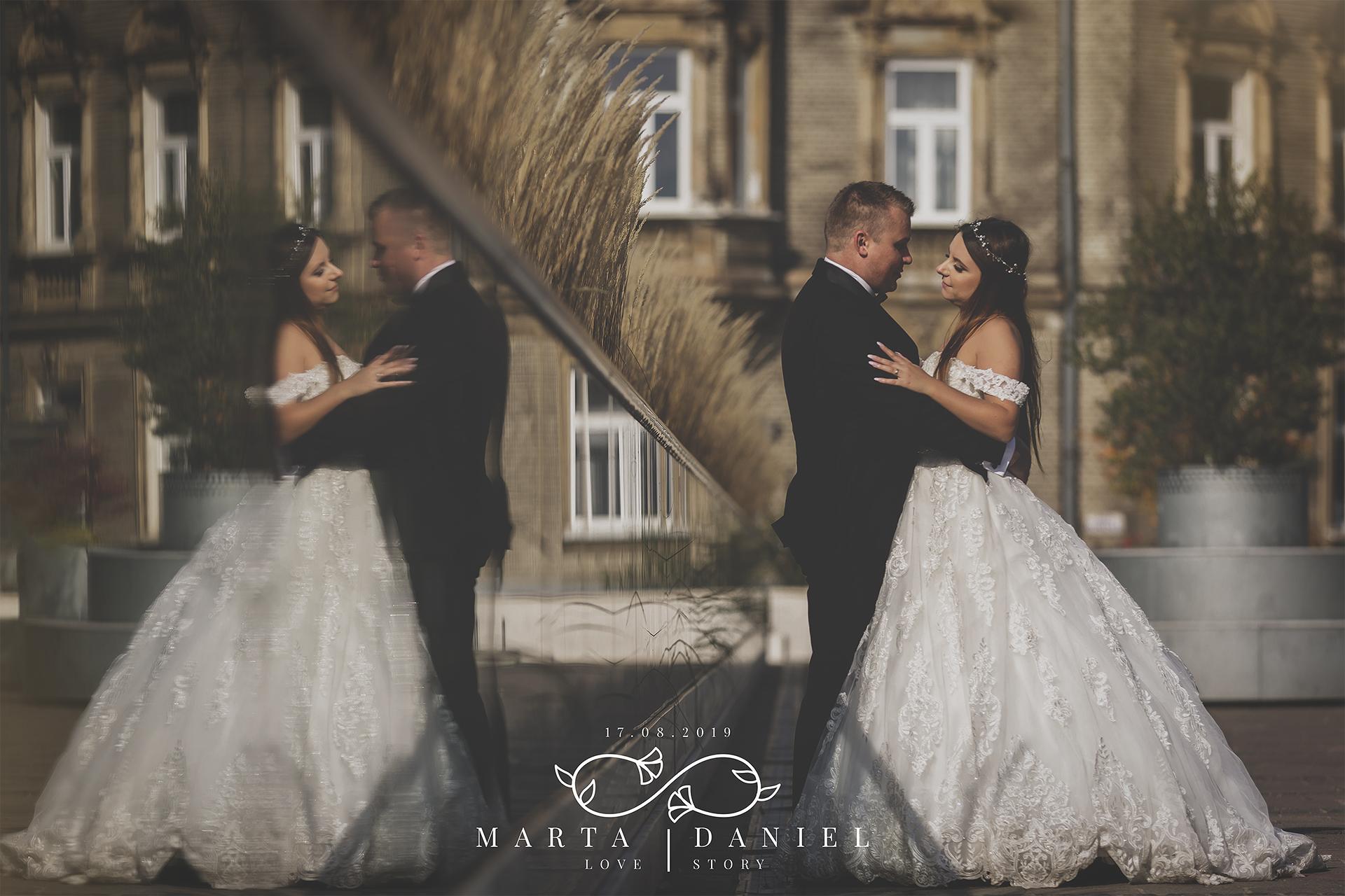 Plener ślubny Kraków - Marta i Daniel