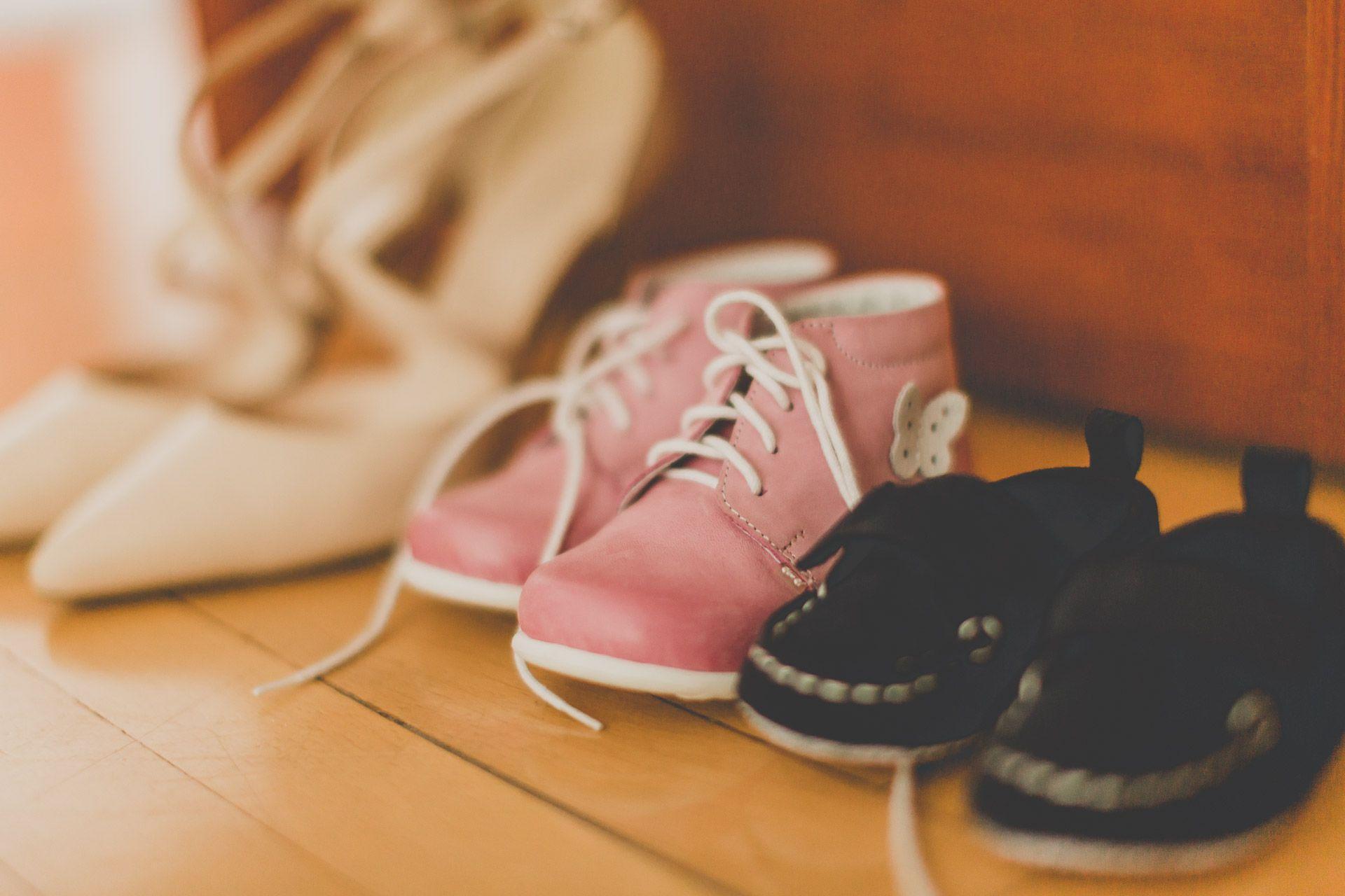 Buty dziecięce do ślubu