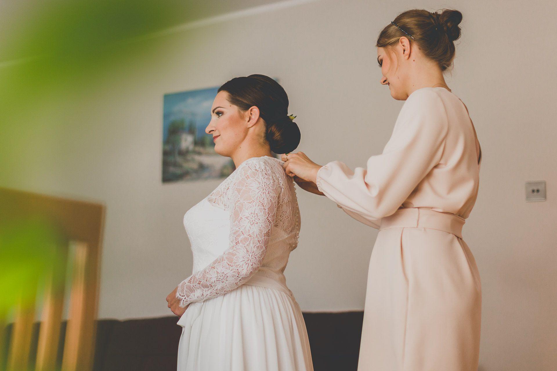 Przygotowania ślubne Działoszyn