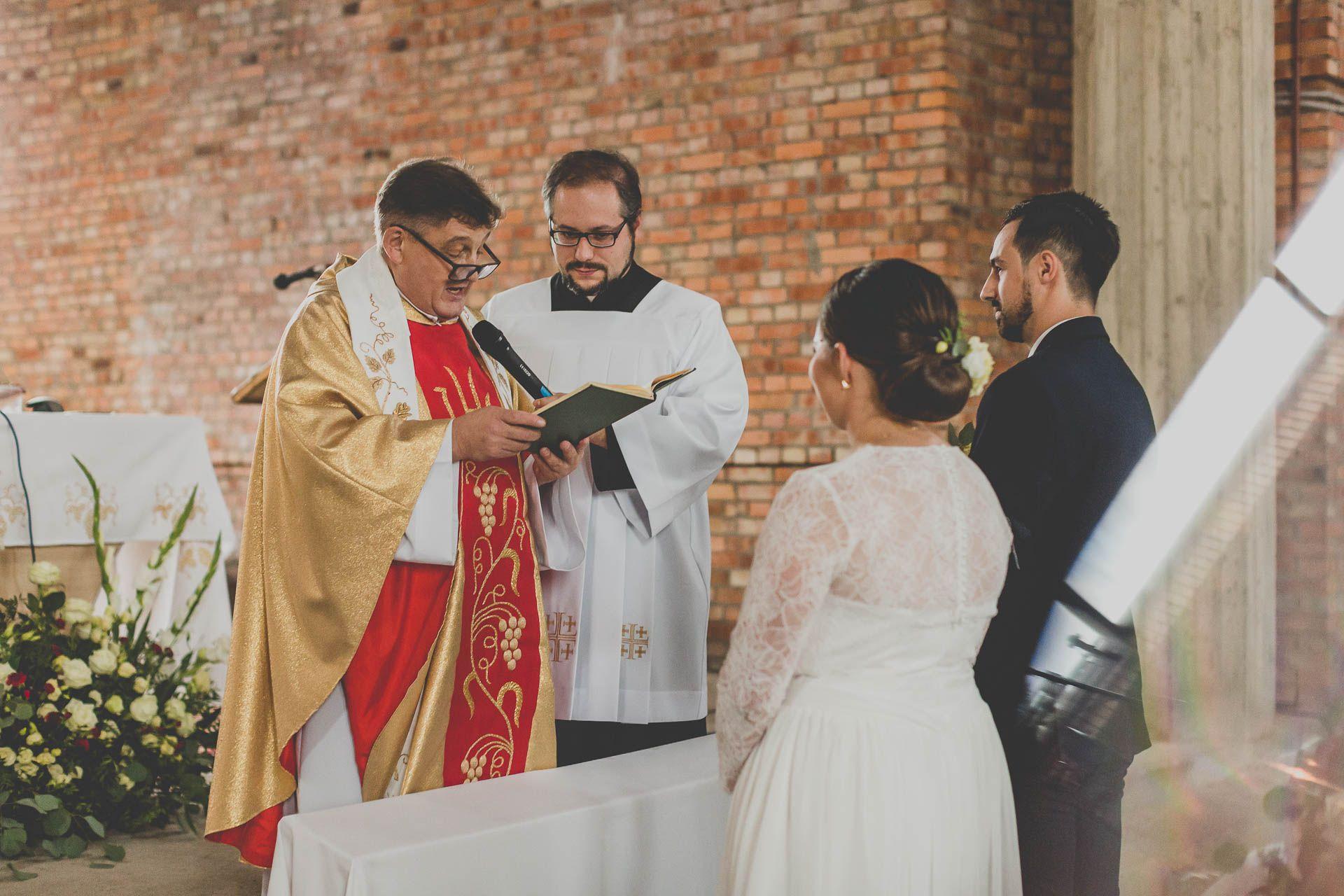 Ślub - Działoszyn
