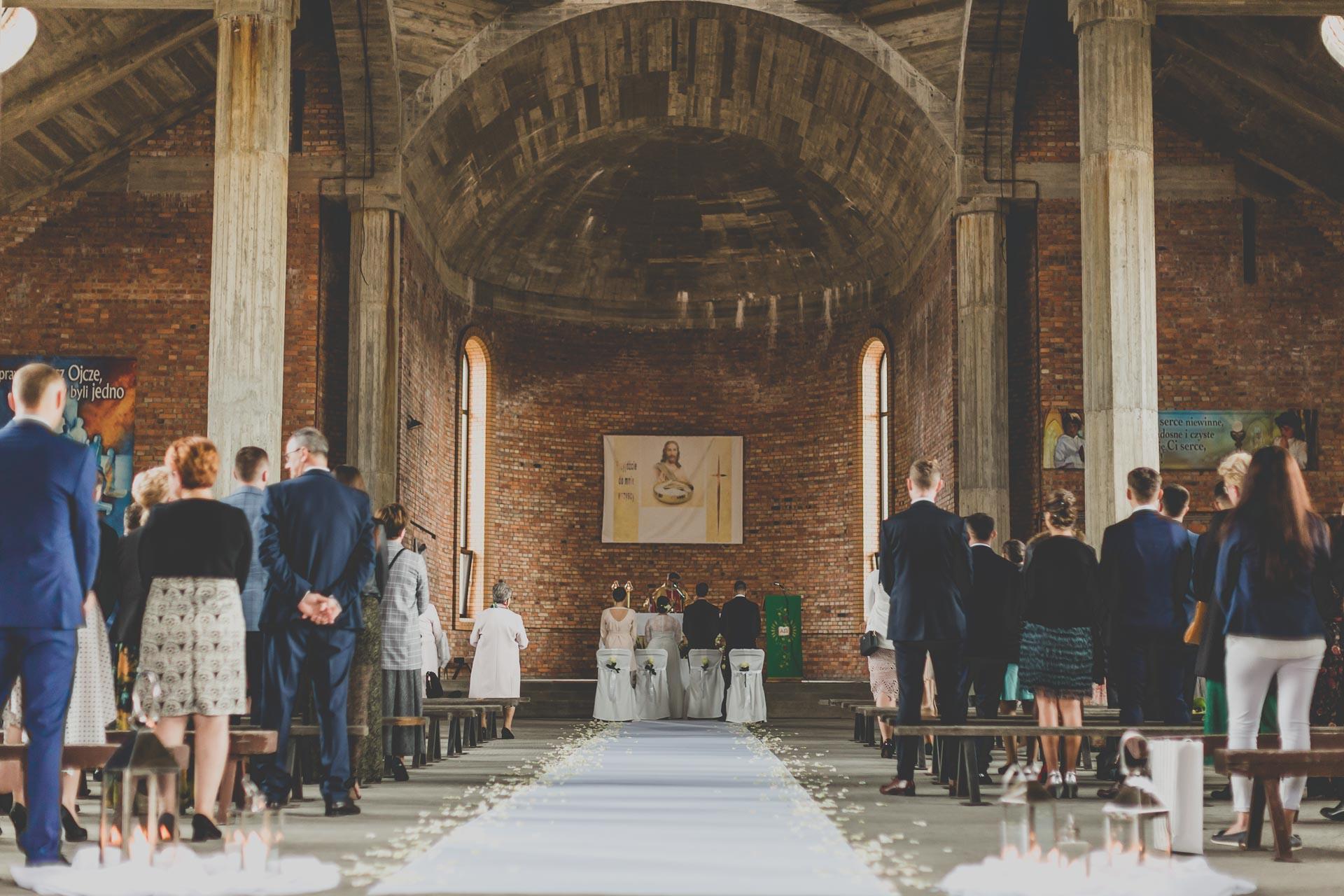 Ślub w Działoszynie