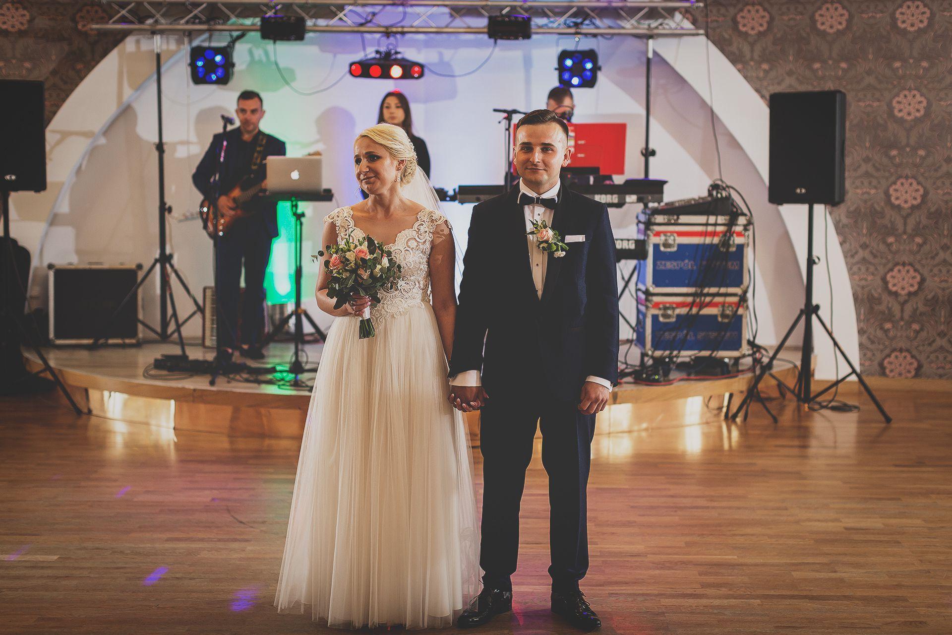 Luxton Pajęczno - zdjęcia ślubne