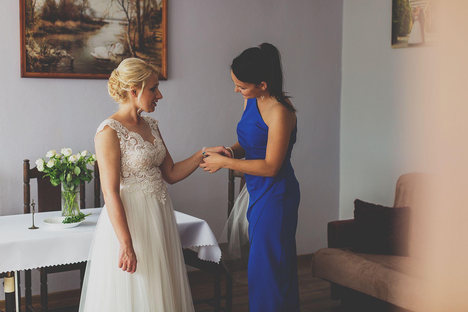 Podmurowaniec zdjęcia ślubne