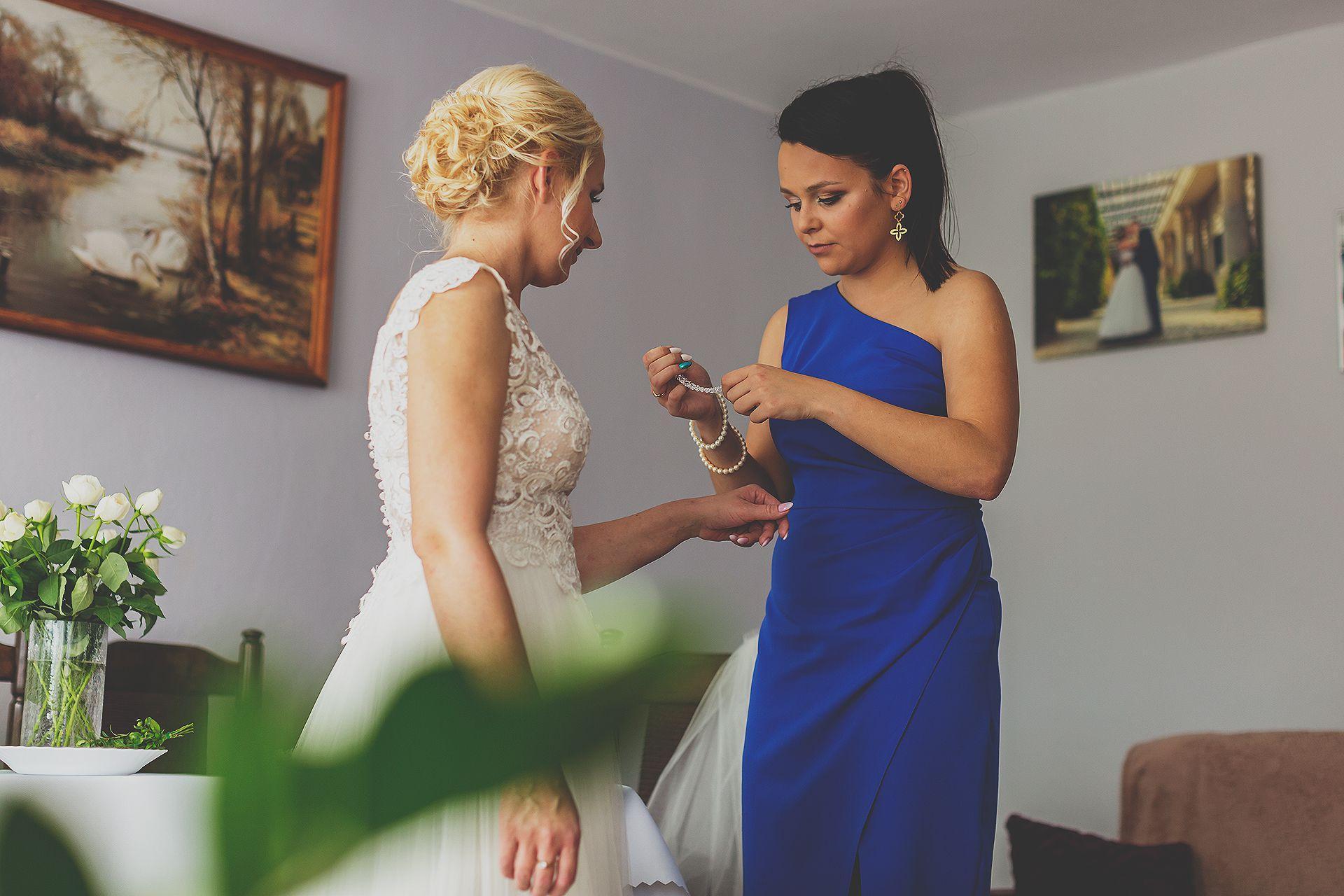 Przygotowania do ślubu Podmurowaniec