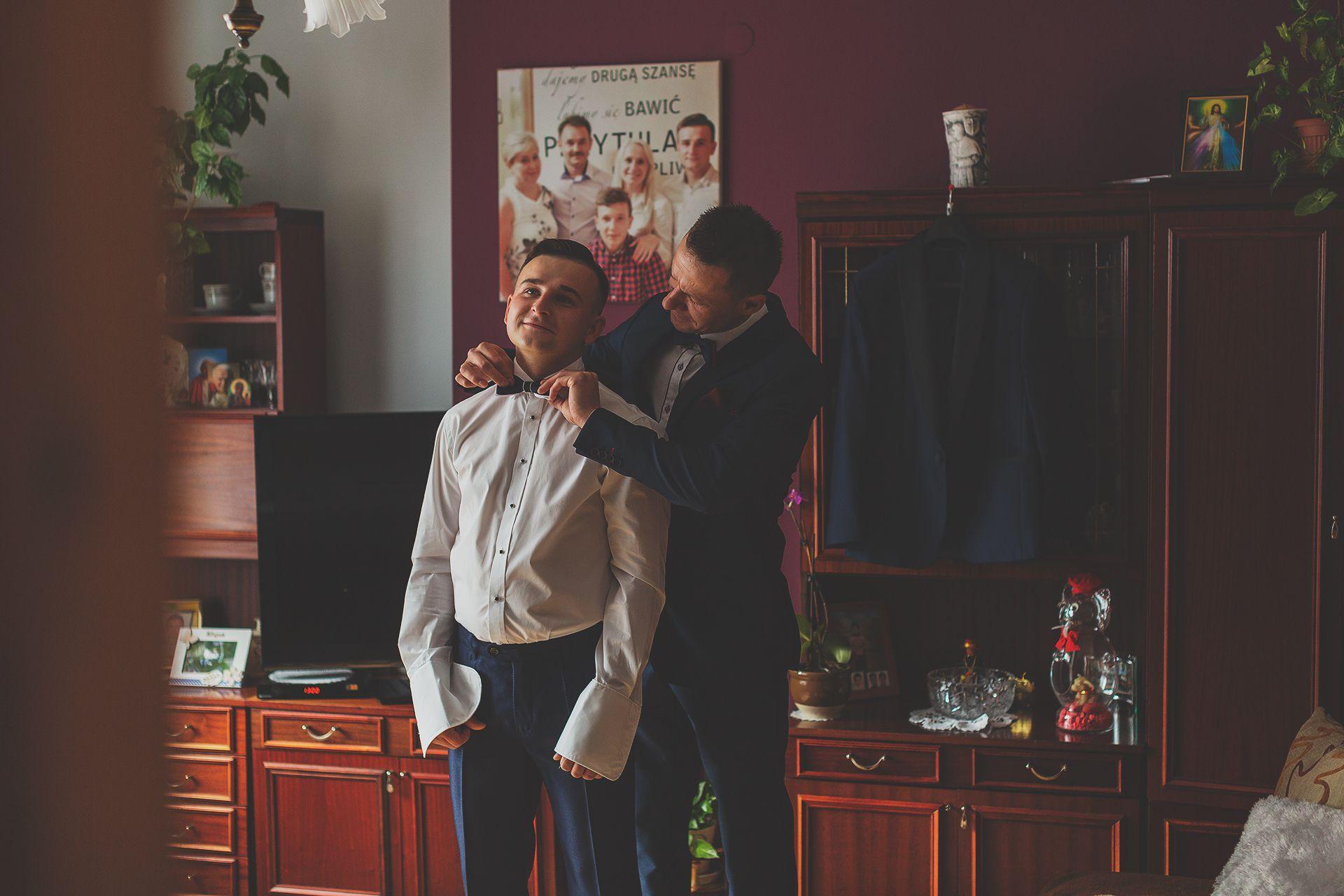 Przygotowania ślubne - reportaż