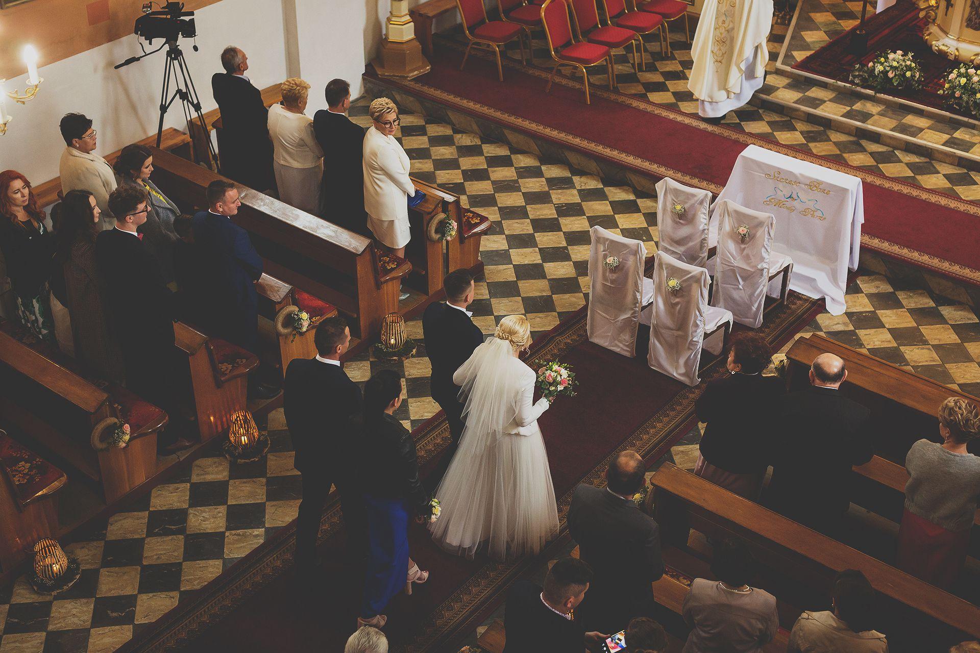 Ślub Makowiska