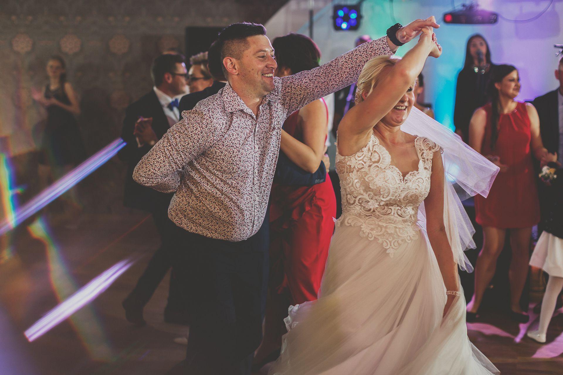 Zdjęcia ślubne Luxton Pajęczno