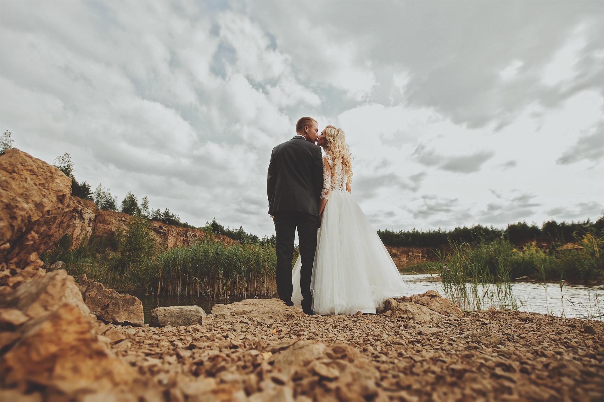 Plener ślubny - fotograf
