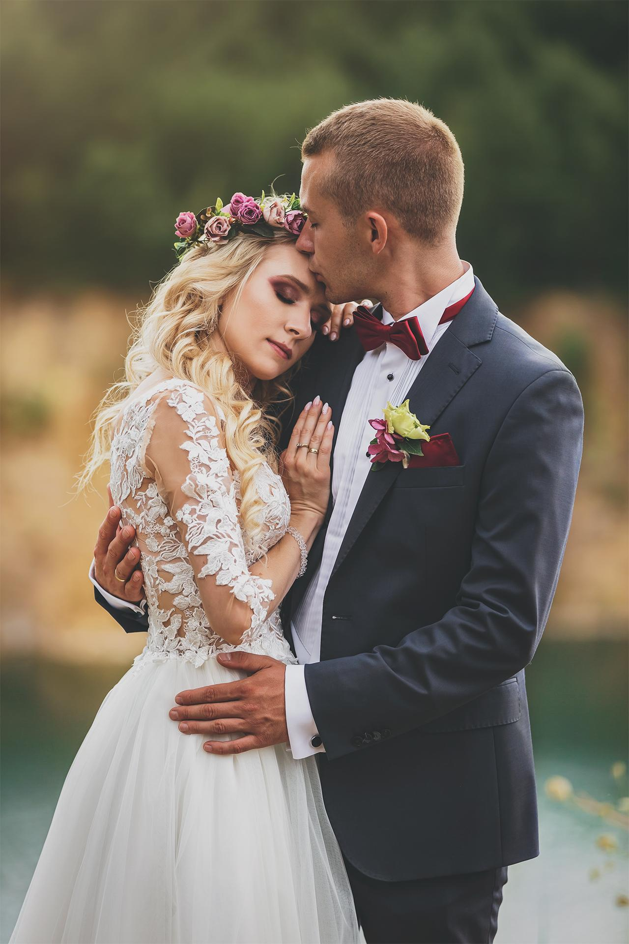 Romantyczna sesja plenerowa - Monika i Paweł