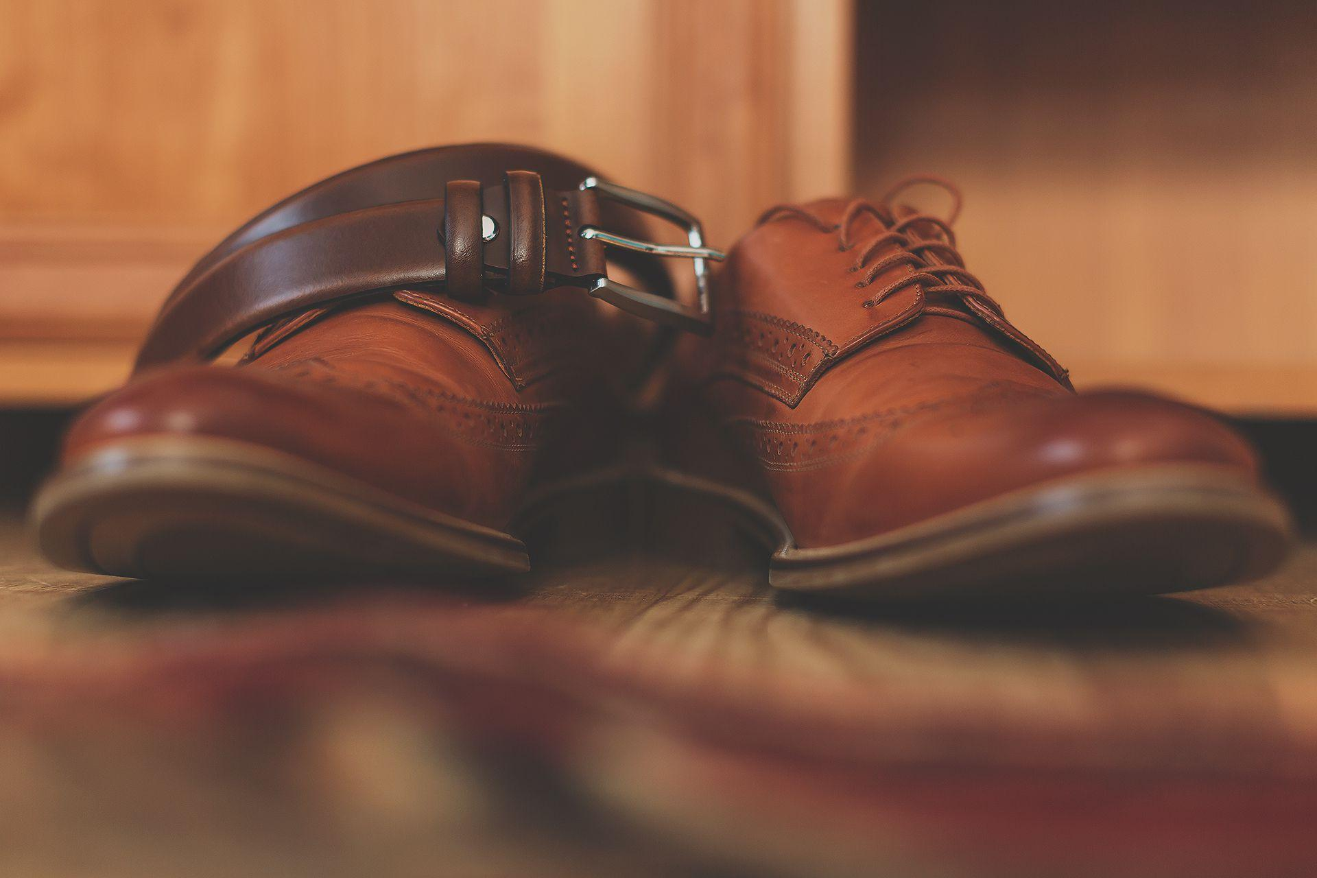 Buty ślubne - pan młody